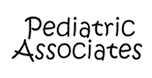 Pediatric Associates logo for print